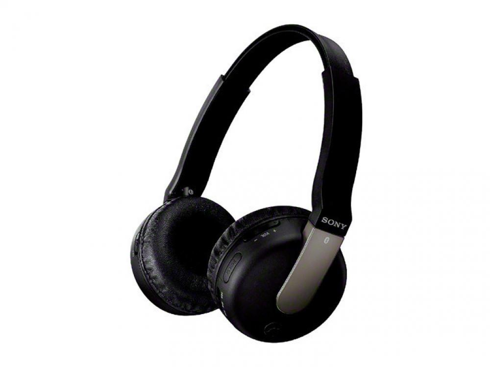 sony bluetooth wireless stereo headset dr btn200 black japan ebay. Black Bedroom Furniture Sets. Home Design Ideas