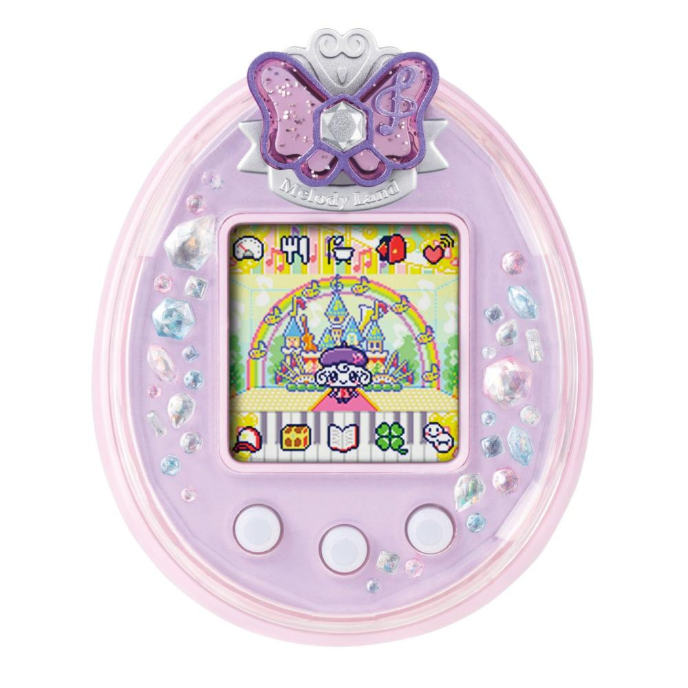 how to turn on tamagotchi friends