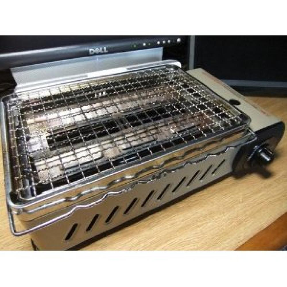 iwatani a cassette gas grilled skewers yakitori grill bbq cb rbt a ebay. Black Bedroom Furniture Sets. Home Design Ideas