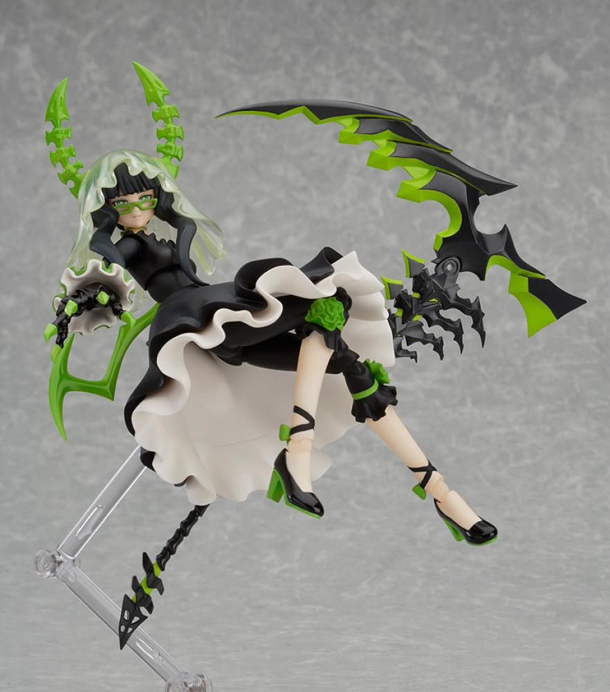 New figma dead master tv animation ver 172 black rock for Ver shooter online
