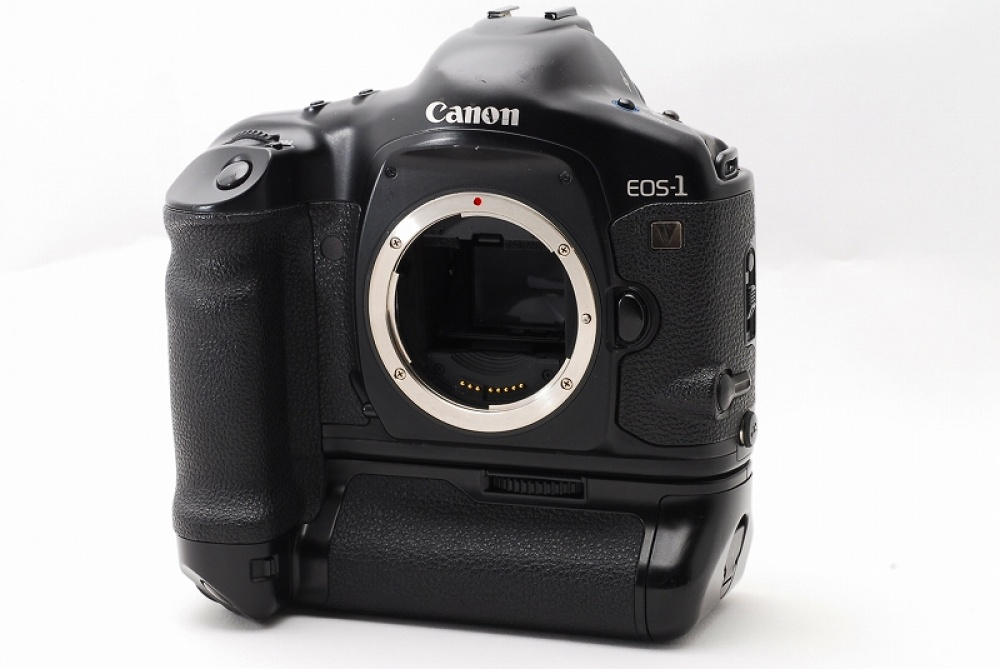 Canon EOS-1V HS 35mm Film SLR Camera Body, EF, EOS-1VHS, EXC From ...