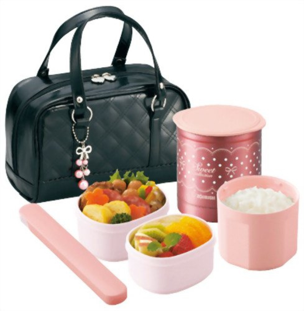 nefw zojirushi thermal lunch box bento bako sz ga02 ba. Black Bedroom Furniture Sets. Home Design Ideas