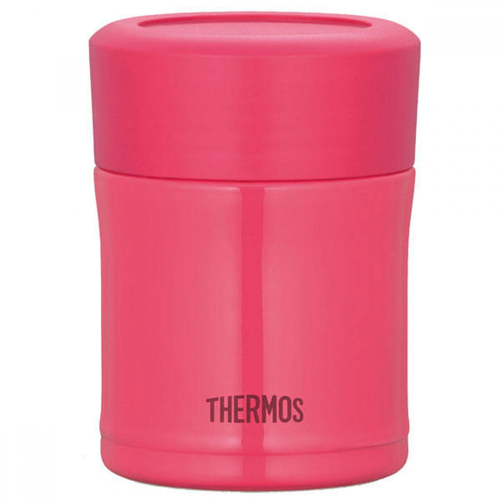 thermos lunch box vacuum insulating food container stainless 0 3l 10oz cranberry ebay. Black Bedroom Furniture Sets. Home Design Ideas