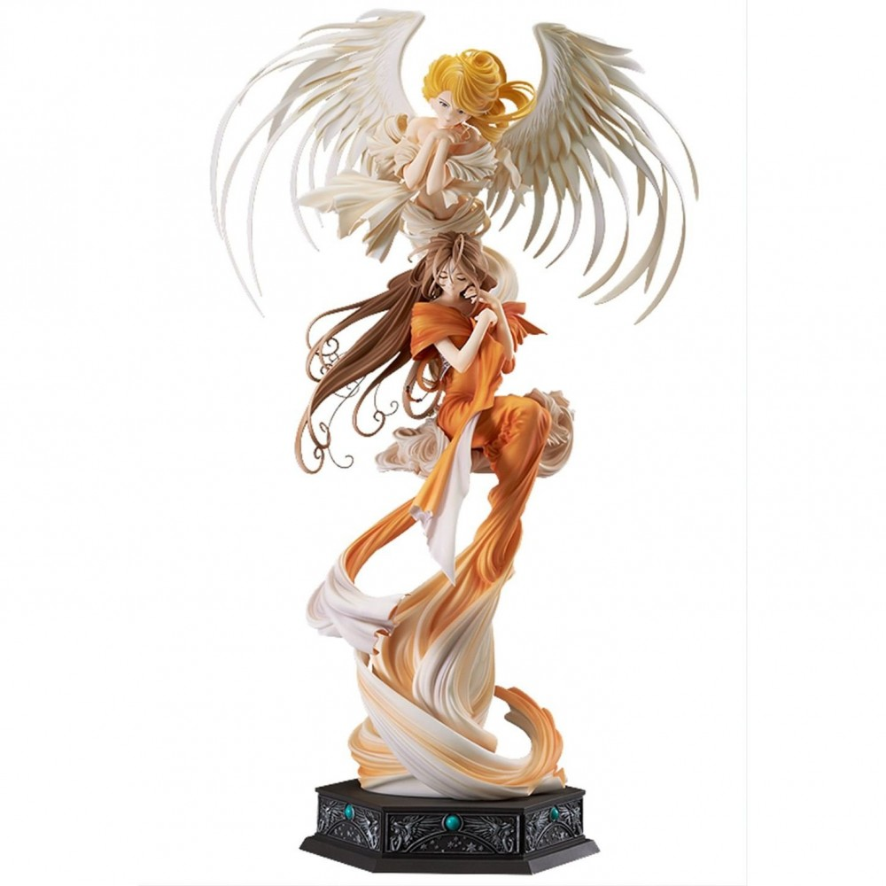 New Ah Belldandy With Holy Bell My Goddess 1/10 Scale PVC