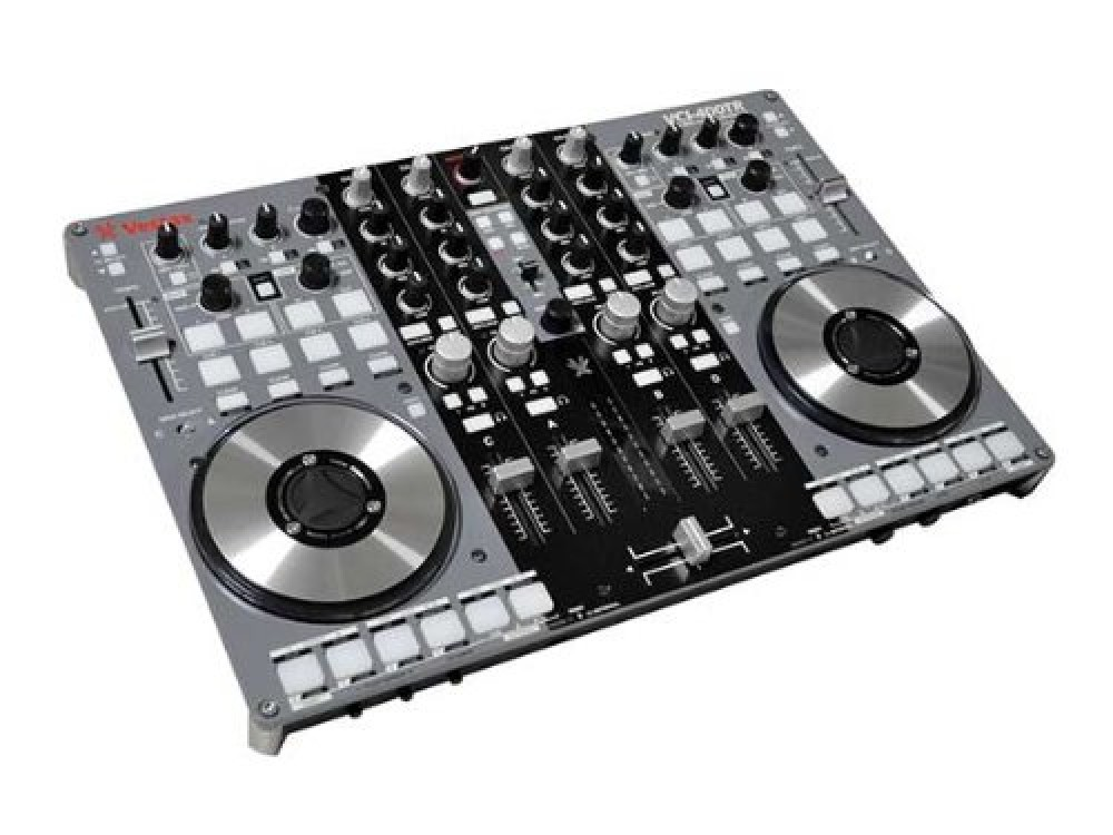 vestax vci 400tr usb midi audio controller cable from japan. Black Bedroom Furniture Sets. Home Design Ideas