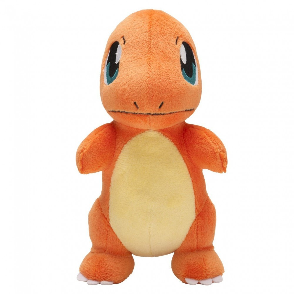 Pokemon Center Original Plush Doll Charmander Kawaii From Japan New F S