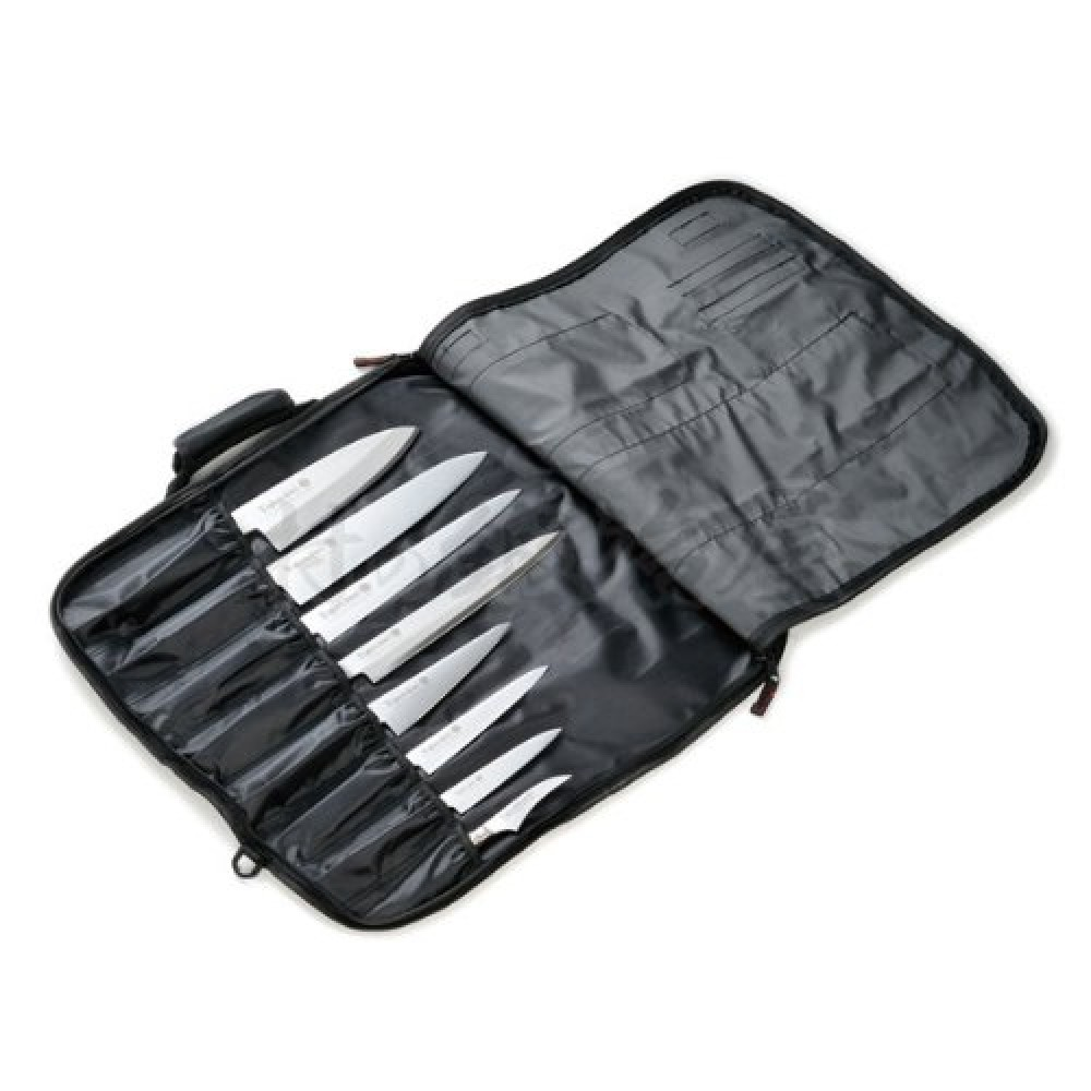 japanese kitchen chef 39 s knives knife houchou tojiro carry case from japan ebay. Black Bedroom Furniture Sets. Home Design Ideas