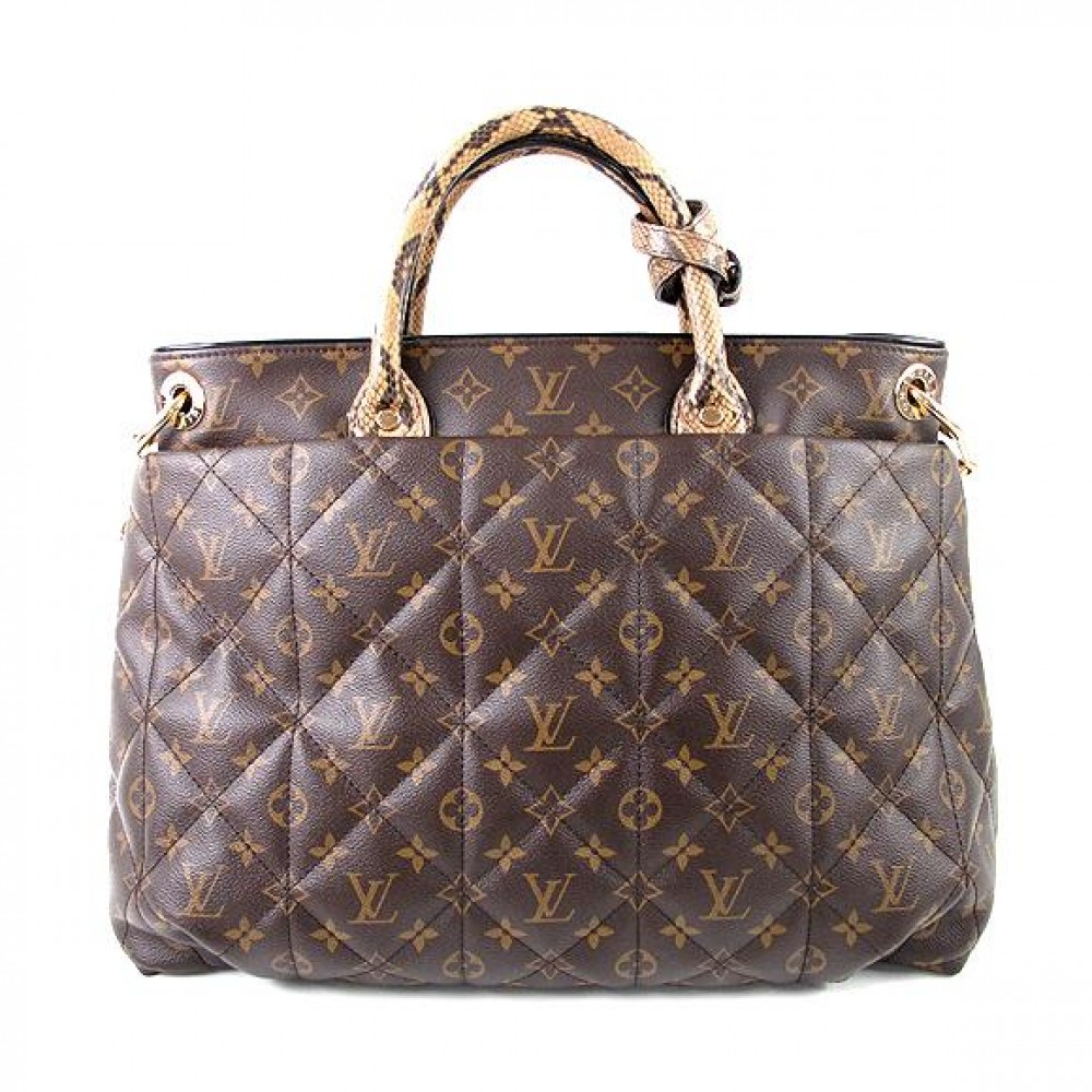 authentic louis vuitton handbag monogram gm m40402