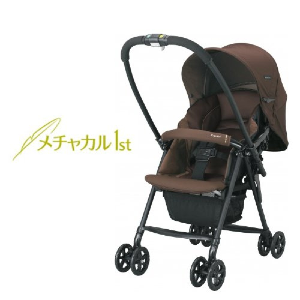New combi baby buggy carriage cart stroller mecha cal for Mercedes benz baby pram