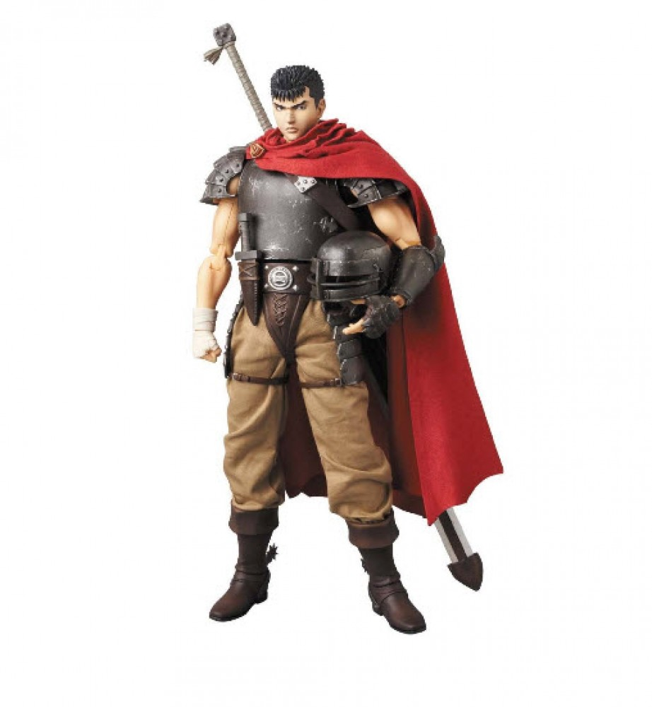 Real Action Heroes RAH Berserk Guts Figure Band Of The