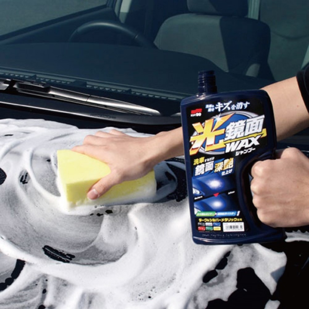 car care willson body glass guard