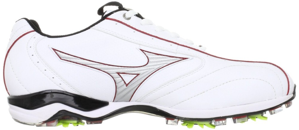 Mizuno Golf Shoes soft spike model LIGHT STYLE 031 45KM031 White X