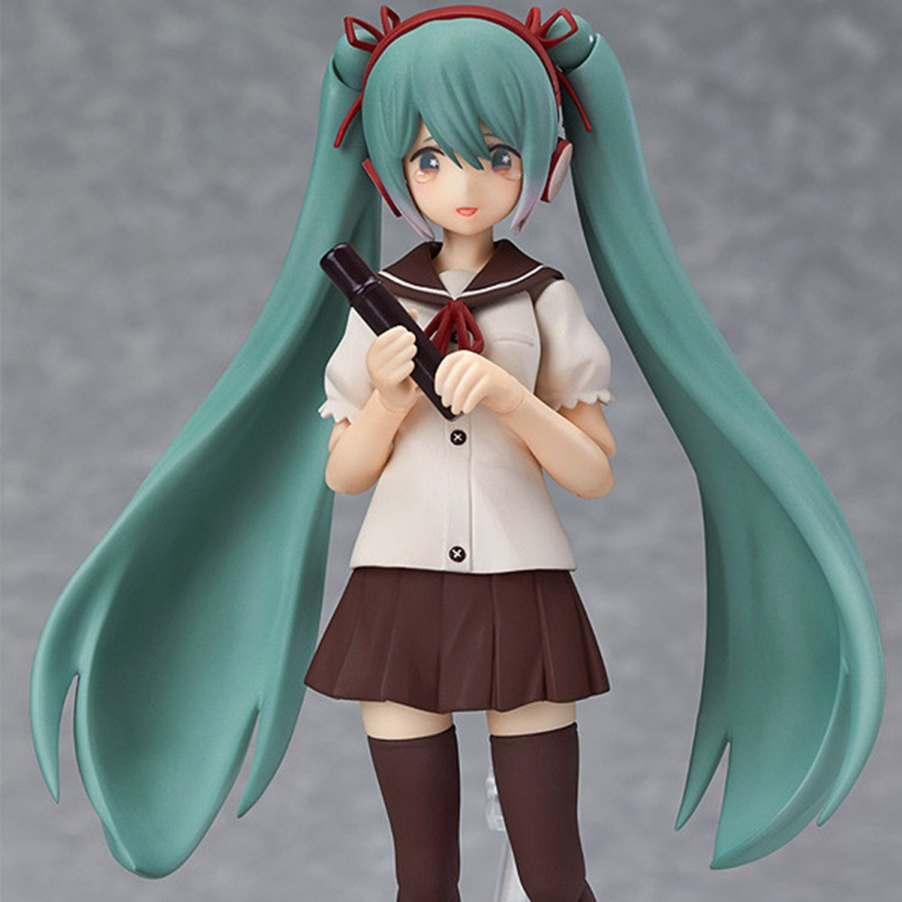 NEW Figma Vocaloid Hatsune Miku Sailor Uniform ver. SP-050 ...