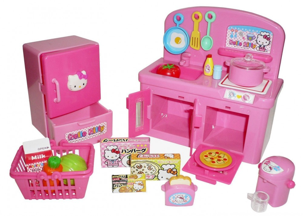 Hello Kitty Toys At Target : New hello kitty kitchen set from japan gift girls toy ebay