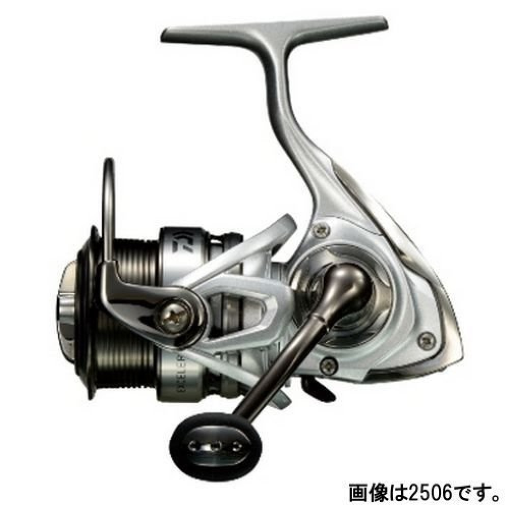 New daiwa fishing reel 14 exceller 2506h from japan ebay for Japanese fishing reels