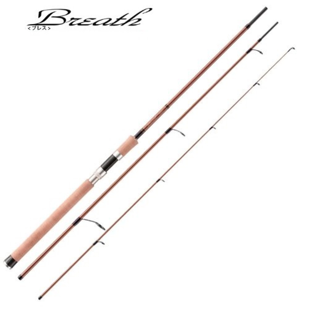 Tenryu breath br72l 3 fishing rod for trout japan model ebay for Best fishing pole for trout