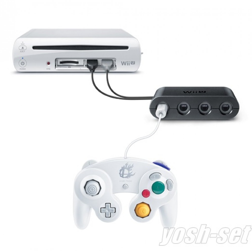 how to connect wii u to computer