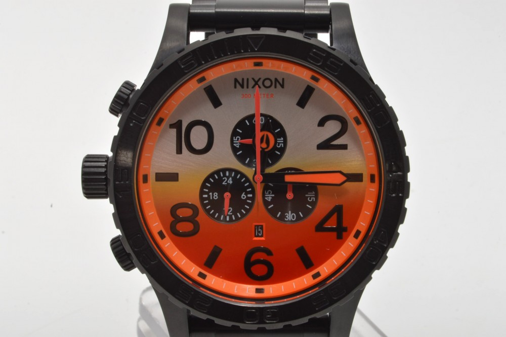 nixon 51 30 chrono user manual