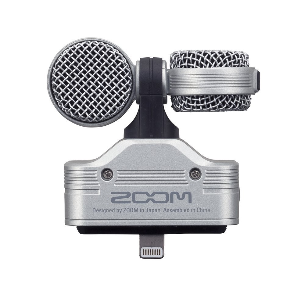 zoom iq7 ms stereo microphone for iphone lightning connector type japan ebay. Black Bedroom Furniture Sets. Home Design Ideas