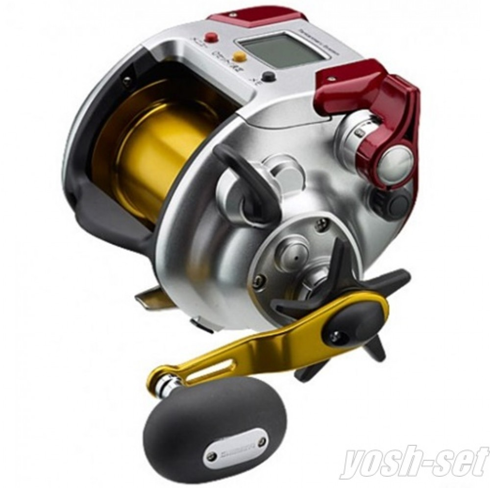Shimano dendou maru 4000 plays electric fishing reel from for Japanese fishing reels