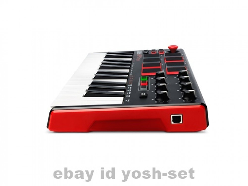 akai professional mpk mini mk2 midi keyboard controller from japan ems shipping ebay. Black Bedroom Furniture Sets. Home Design Ideas