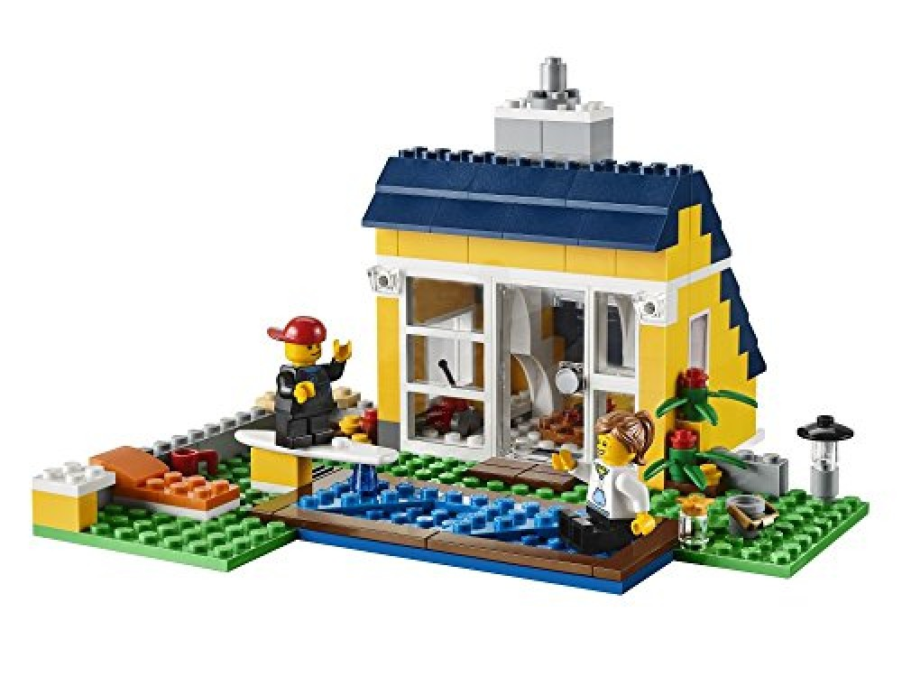 New Lego Creator Beach House 31035 Building Toys Ebay