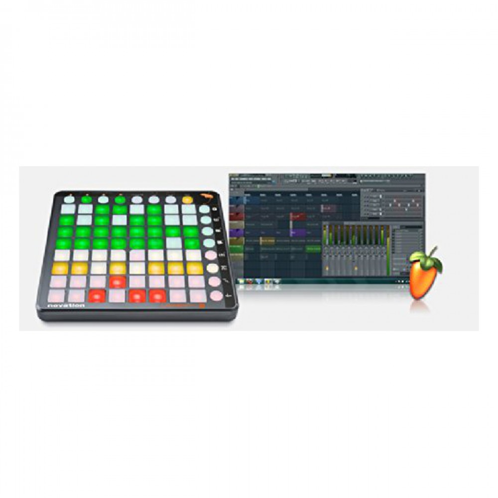 novation launchpad s ableton live midi usb controller for dj launchpads s new ebay. Black Bedroom Furniture Sets. Home Design Ideas