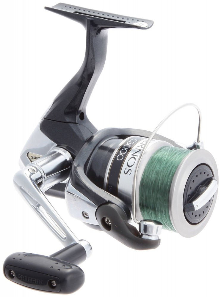 Shimano fishing spinning reel 12 aernos c3000 with no 3 for Best fishing line for spinning reels