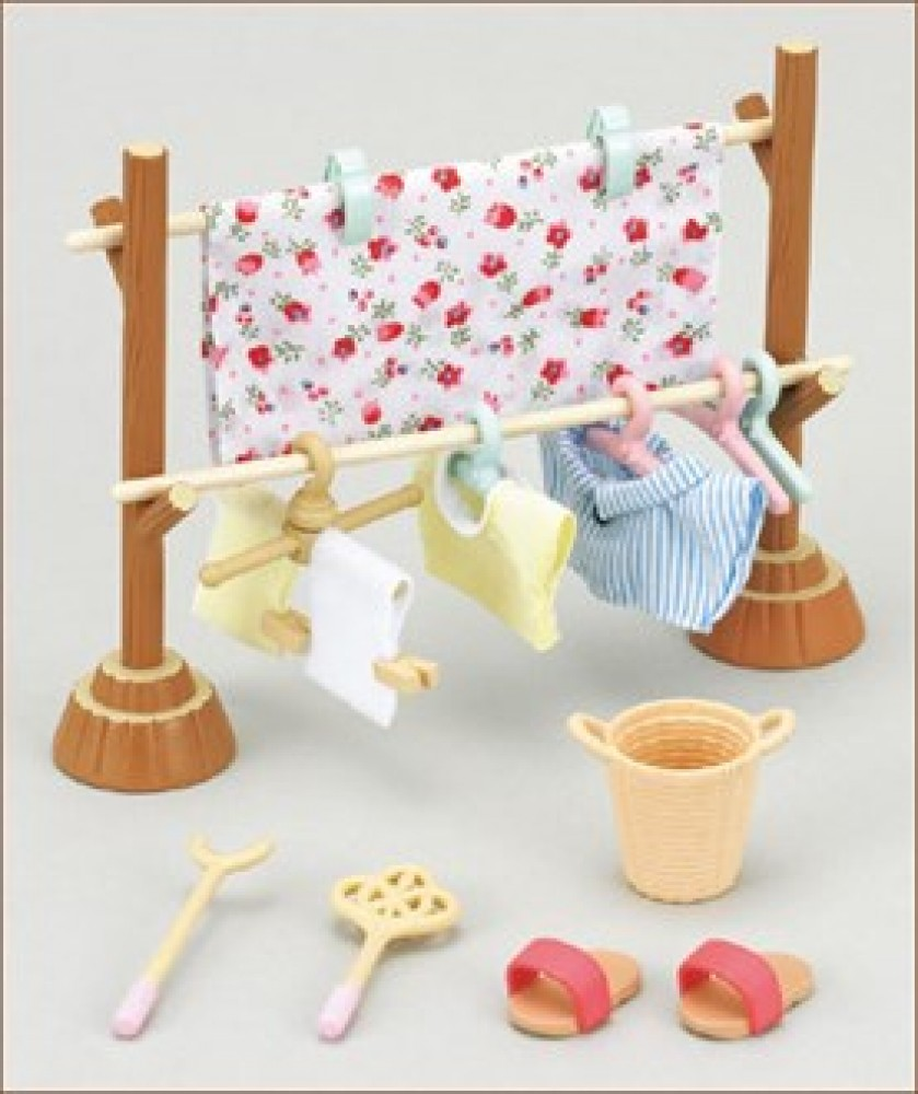 Unique Country Kitchen Set  SYLVANIAN Families Dolls Furniture 5033