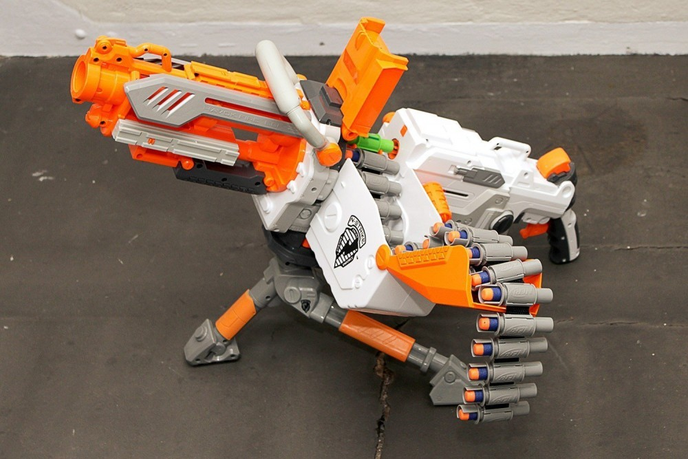 Nerf N-Strike Elite Ha...