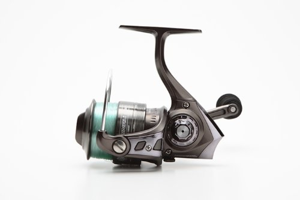 Abu garcia spinning fishing reel cardinal s2500d with for Garcia fishing pole