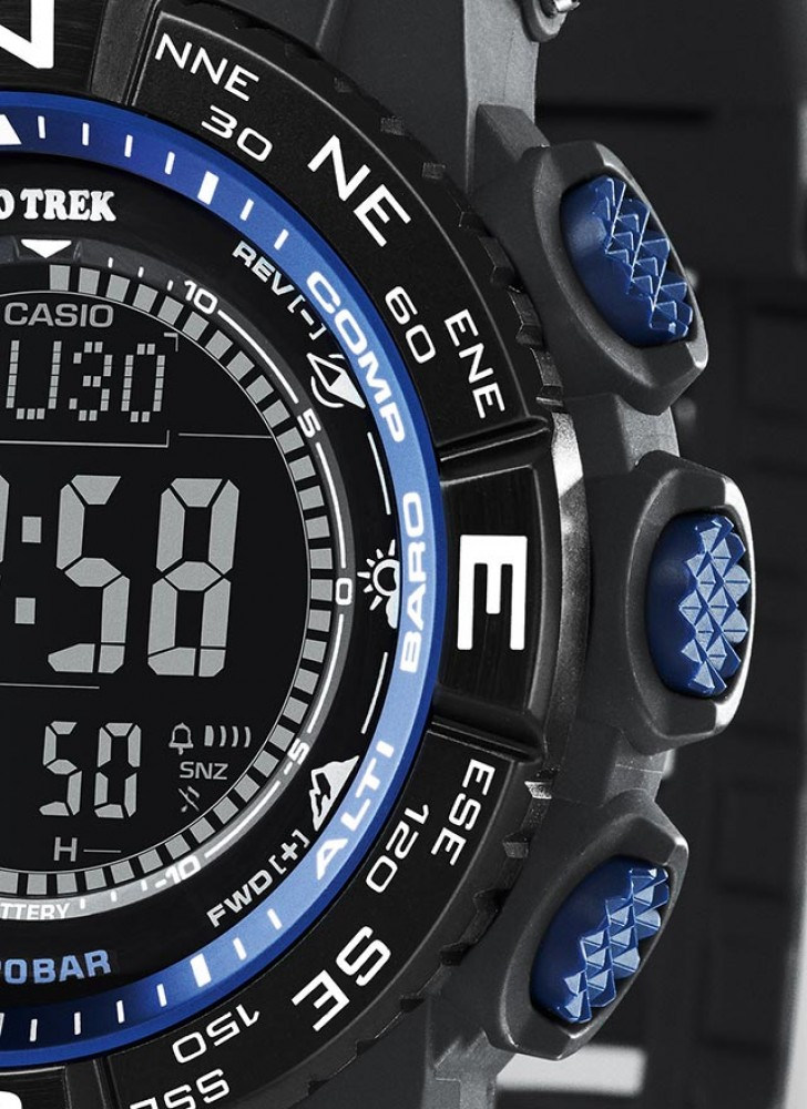 casio protrek prw 1500 manual