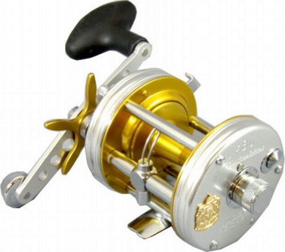 abu garcia baitcasting fishing reel amb 6500c rocket silver brand new from japan