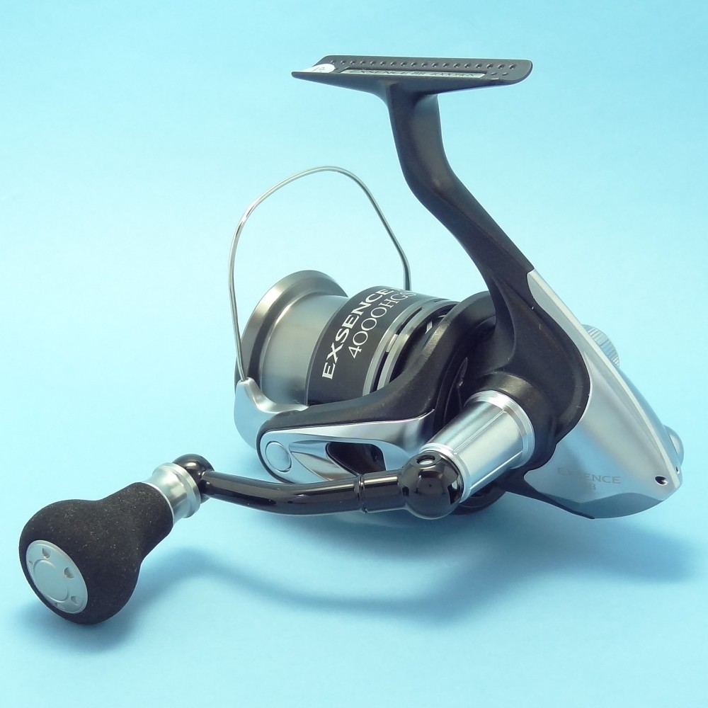 New other shimano 2012 exsence bb 4000hgs spinning reel for Japanese fishing reels