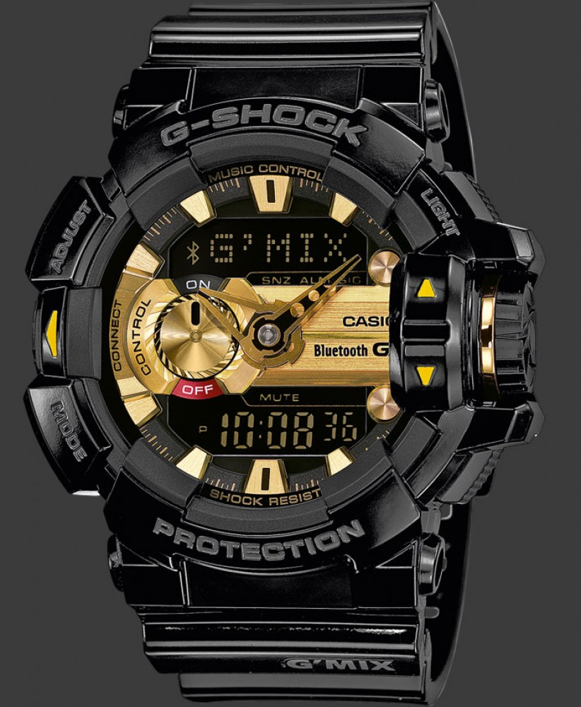 NEW Casio G-SHOCK GBA-400-1A9JF G'MIX Men's Watch