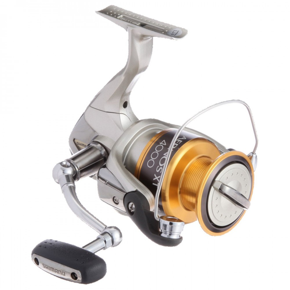 Shimano 12 aernos xt 4000 spinning reel fishing new ebay for Ebay fishing reels shimano