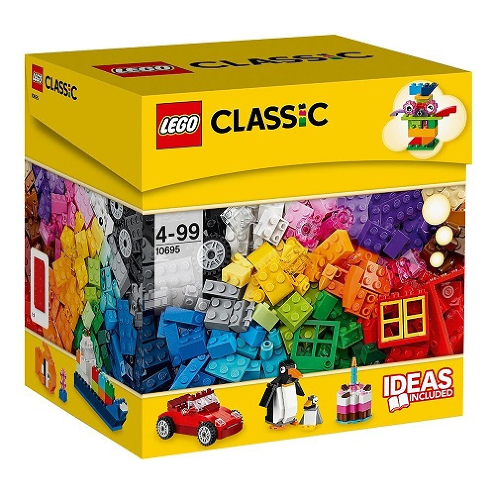 Lego Classic Idea Parts Special Set 10695 From Japan New ...