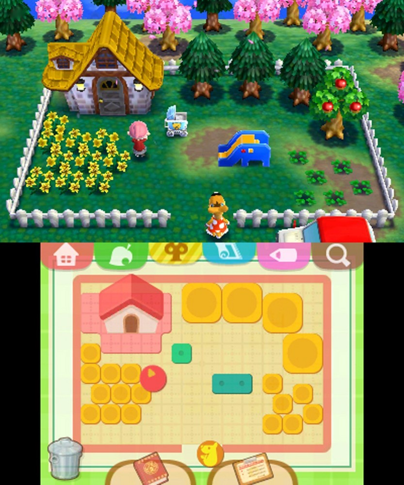NEW Nintendo 3DS Console Animal Crossing Happy Home ...