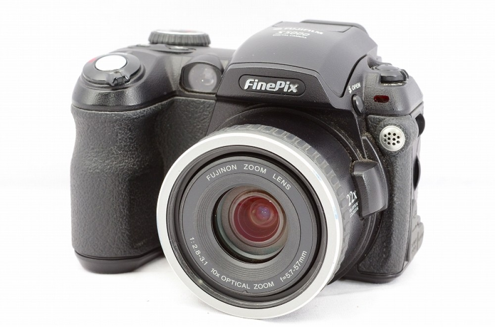 Fujifilm finepix s5000 digital camera black body from for Fujifilm finepix s5000 prix