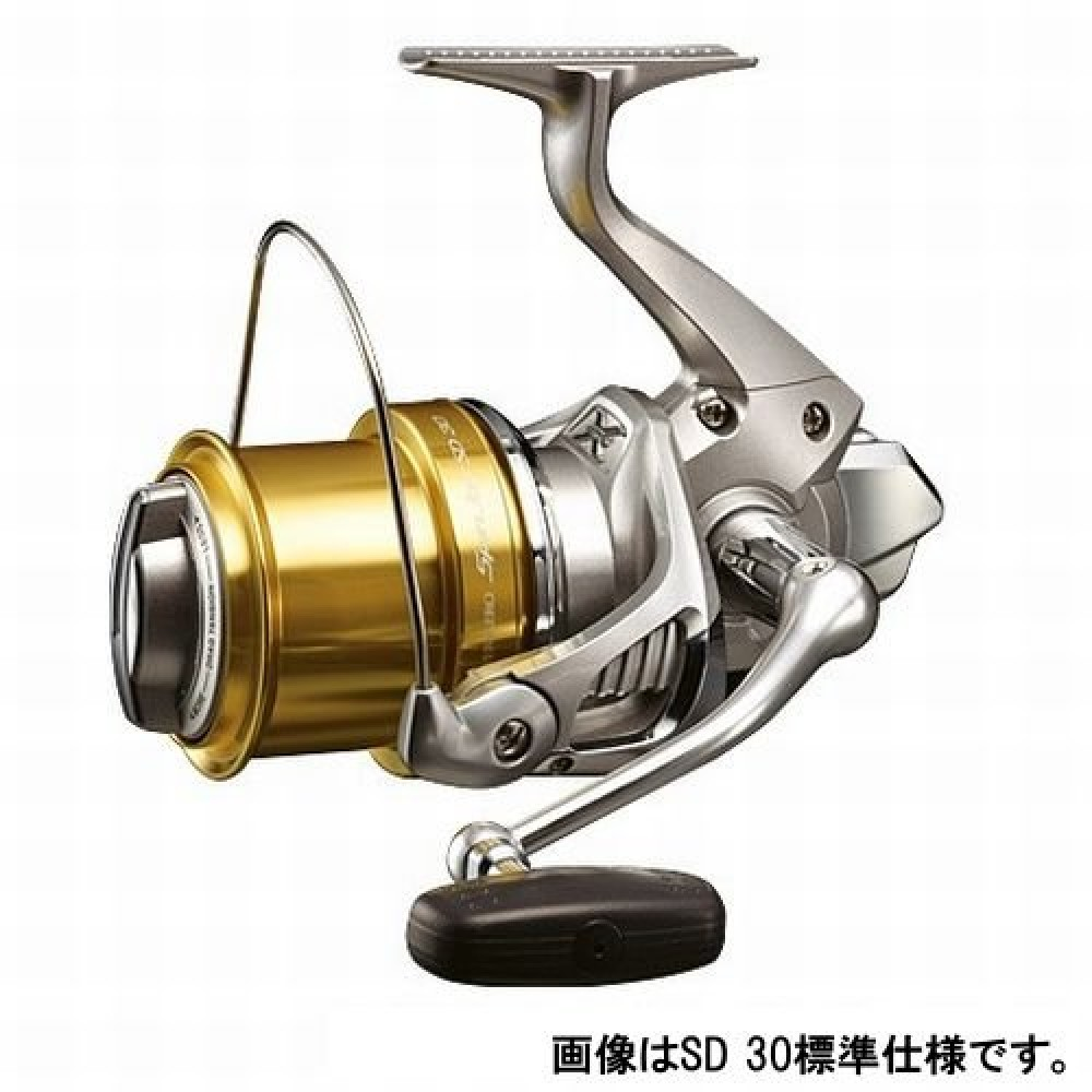 Shimano 15 new super aero spinjoy sd 30 35 standard surf for Surf fishing reels