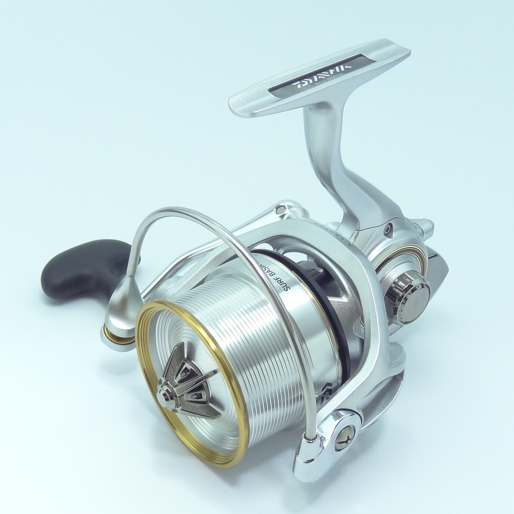 Daiwa 2014 surf basia 25 spinning reel from japan new surf for Japanese fishing reels