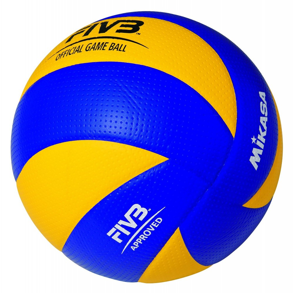 volleyball game and ball Define volleyball: a game played by volleying an inflated ball over a net also : the ball used in this game.