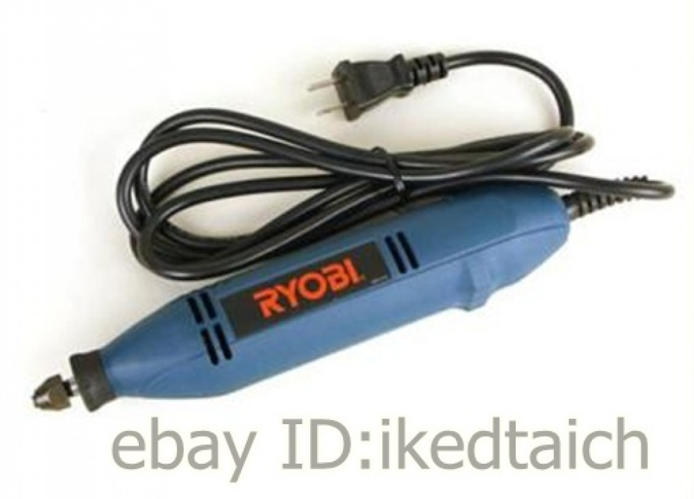 Ryobi Limited RYOBI electric chisel carving knife DC-501 From Japan ...