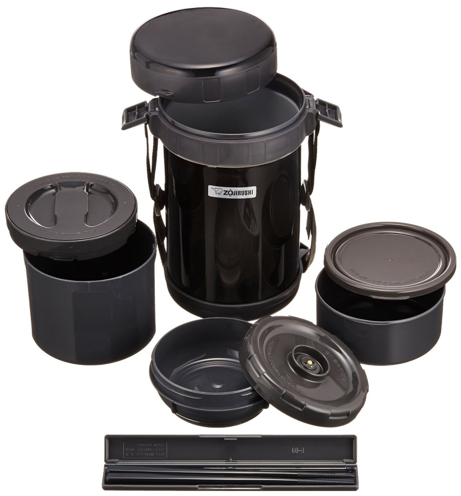 zojirushi stainless warm lunch jar lunch box selectable size from japan 1000 ebay. Black Bedroom Furniture Sets. Home Design Ideas