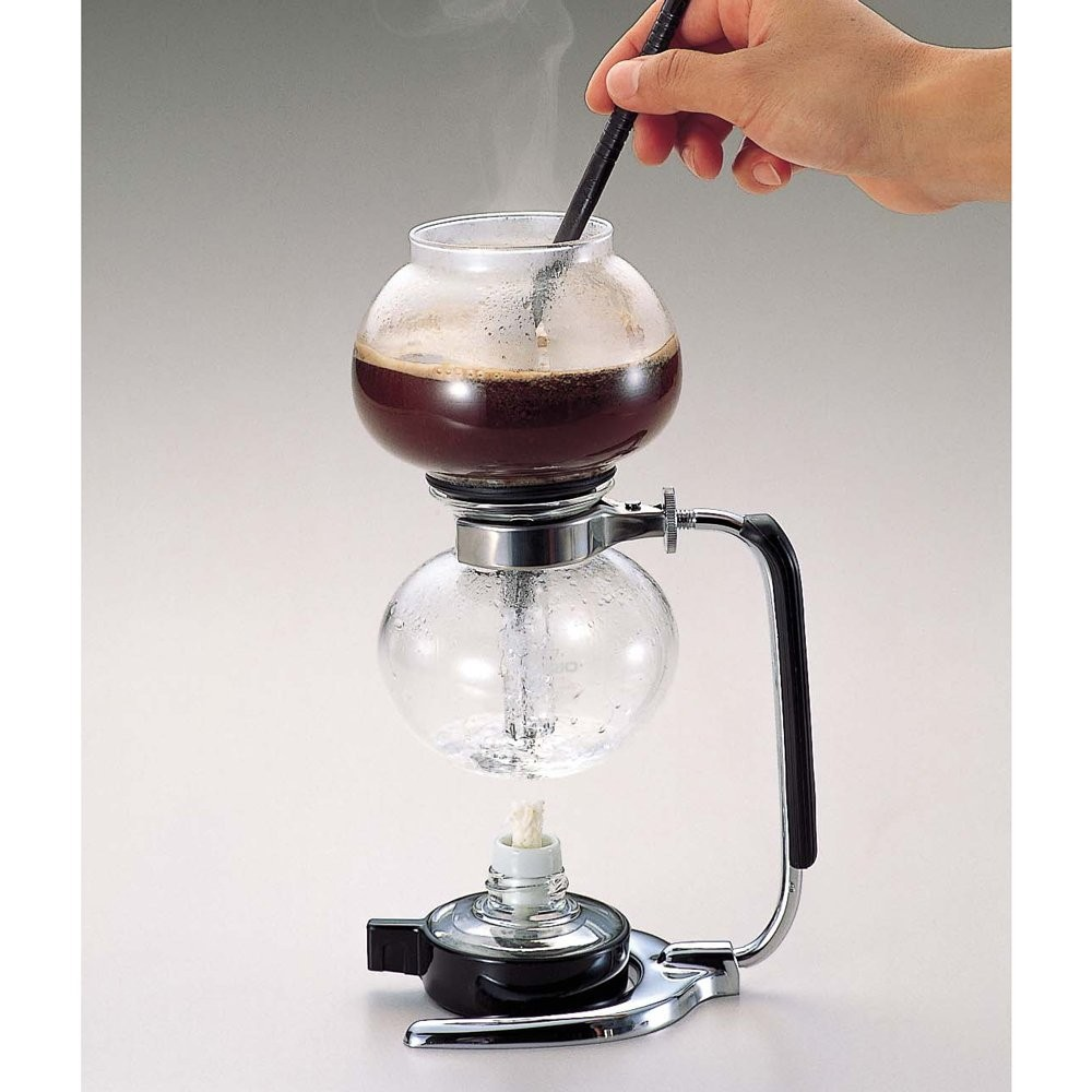 Siphon Coffee Maker How It Works : New HARIO Siphon Coffee Makers for 3 cups MCA-3 eBay