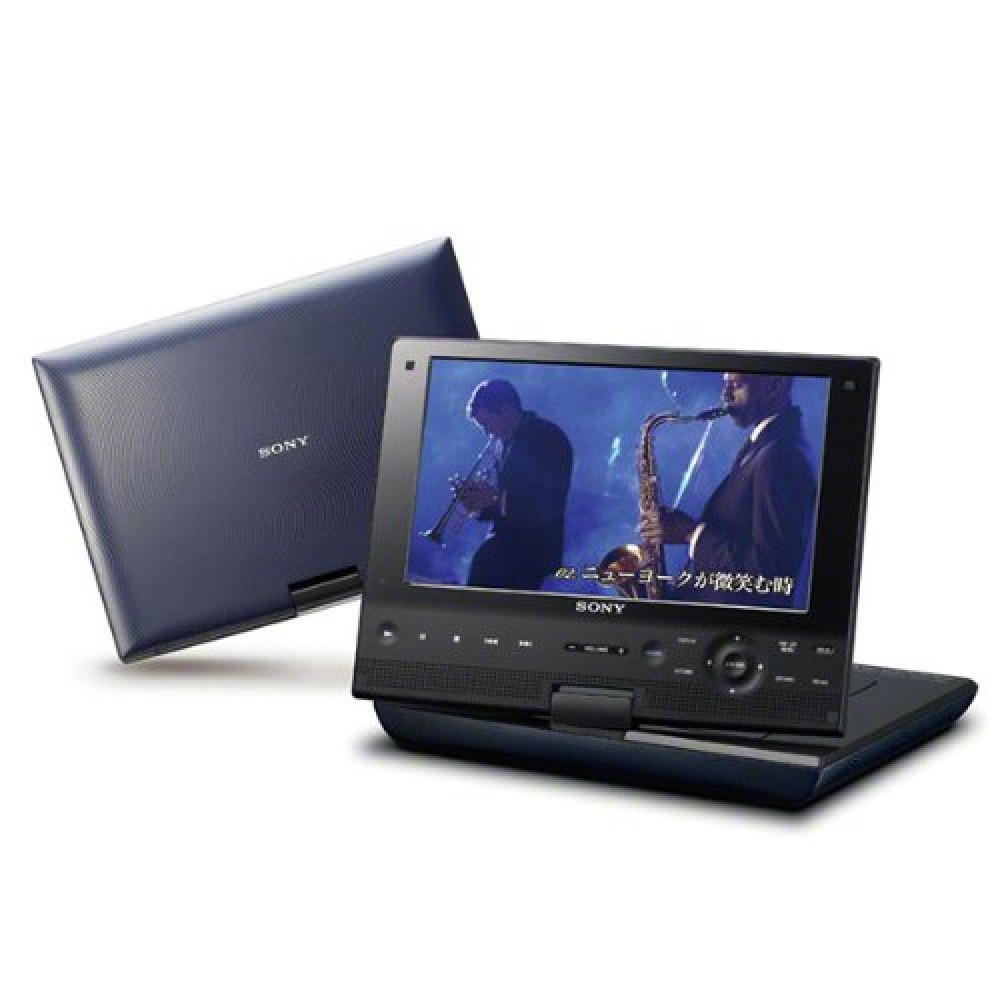 sony bdp sx910 portable blu ray disc dvd player japan new. Black Bedroom Furniture Sets. Home Design Ideas