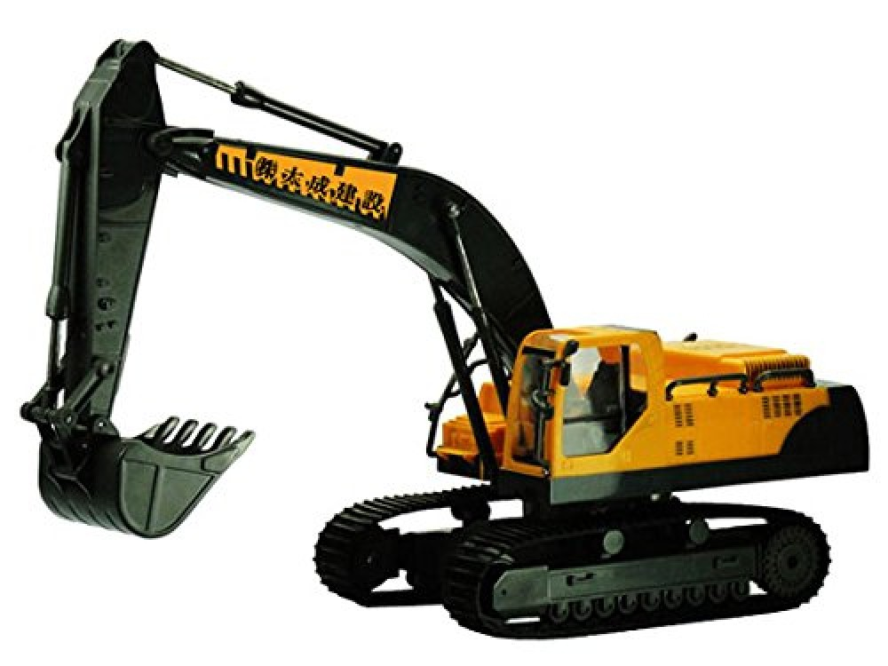 Toy Construction Equipment : New rc construction machinery quot hydraulic excavator japan