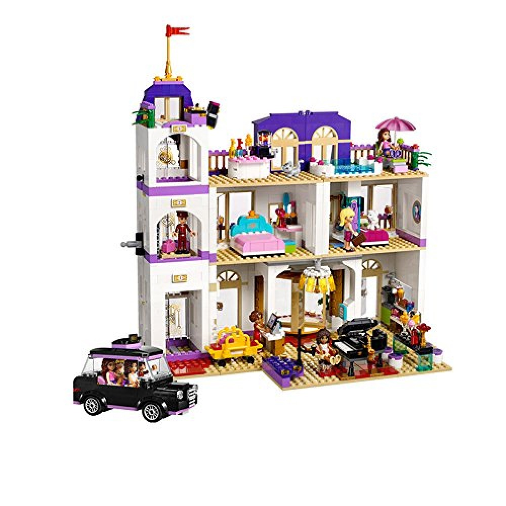 L Hotel De Lego Friends