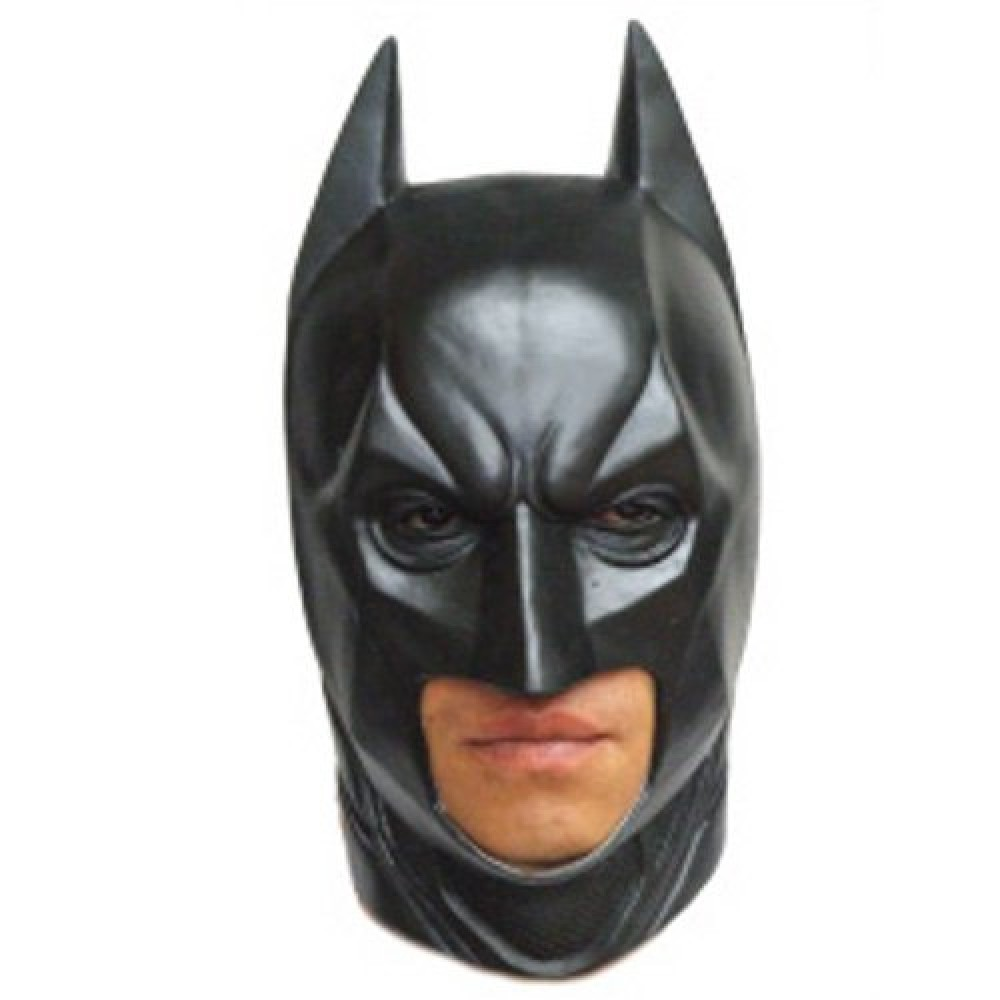 OGAWA STUDIOS Batman Dark Knight Rises Full Face Mask Halloween ...