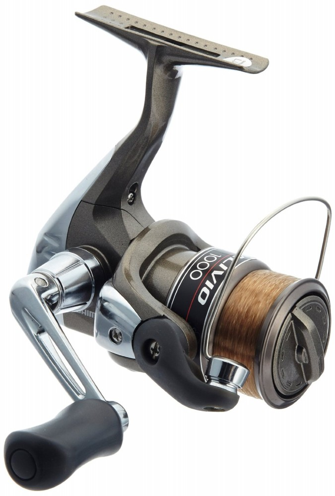 Shimano spinning reel alivio series with line japan model for Japanese fishing reels